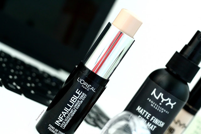 L'Oreal Infallible Shaping Stick Foundation