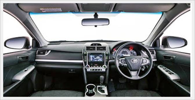 Camry altise 2016