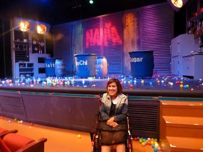 spectacle NANTA Corée du Sud