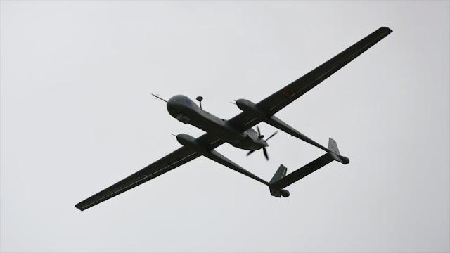 Siria dispara contra avión espía de Israel en los altos de Golán