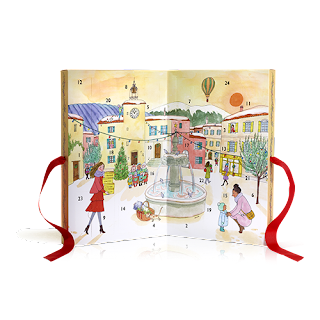 Beauty Adventskalender - L'Occitane Adventskalender 2017