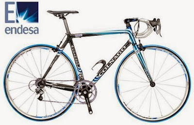 Bicicleta Endesa