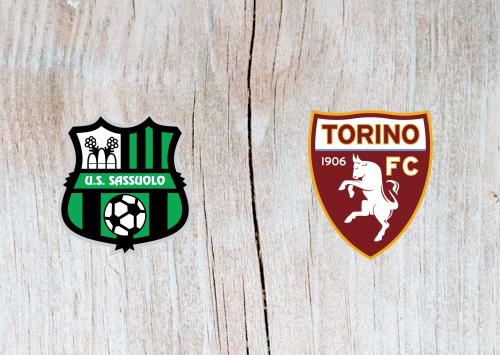 Sassuolo vs Torino - Highlights 22 December 2018