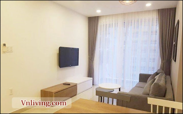 Masteri Thao Dien apartment Tower 3 for rent 1 bedroom fully furnished