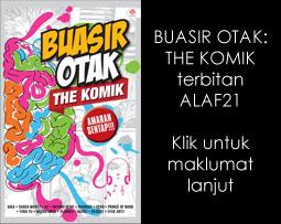 Buasir Otak: The Komik