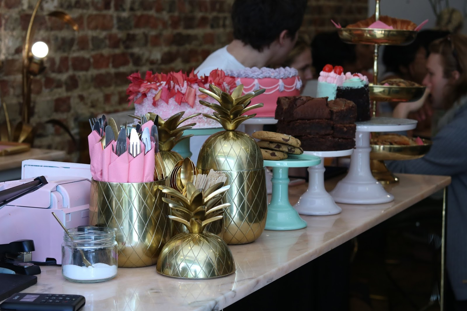 palm vaults cafe hackney food review
