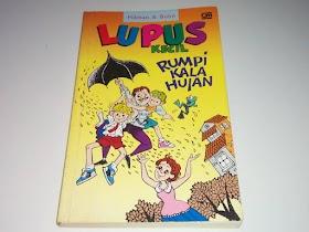 Download eBook Lupus Rumpi Kala Hujan - Hilman Hariwijaya