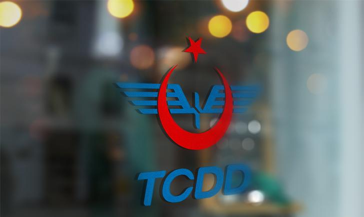 Türkiye Cumhuriyeti Devlet Demir Yolları - TCDD Vektörel Logosu