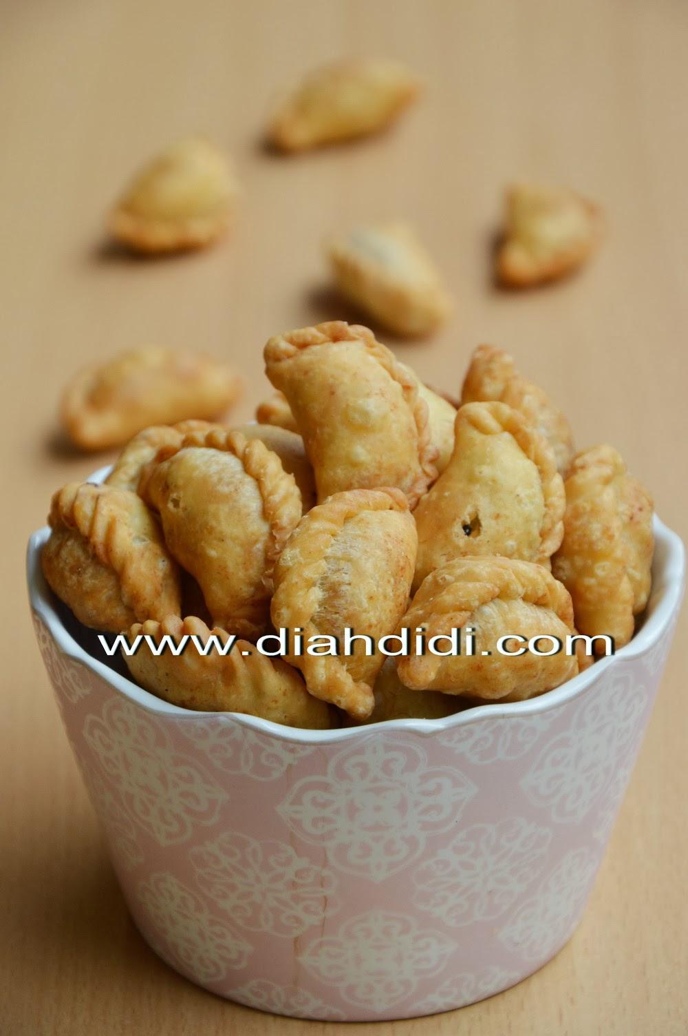 Resep Pastel Goreng Renyah : resep, pastel, goreng, renyah, Didi's, Kitchen:, Pastel, Kering, Renyah