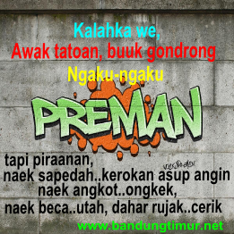 DP BBM keren, DP BBM Bahasa Sunda gokil