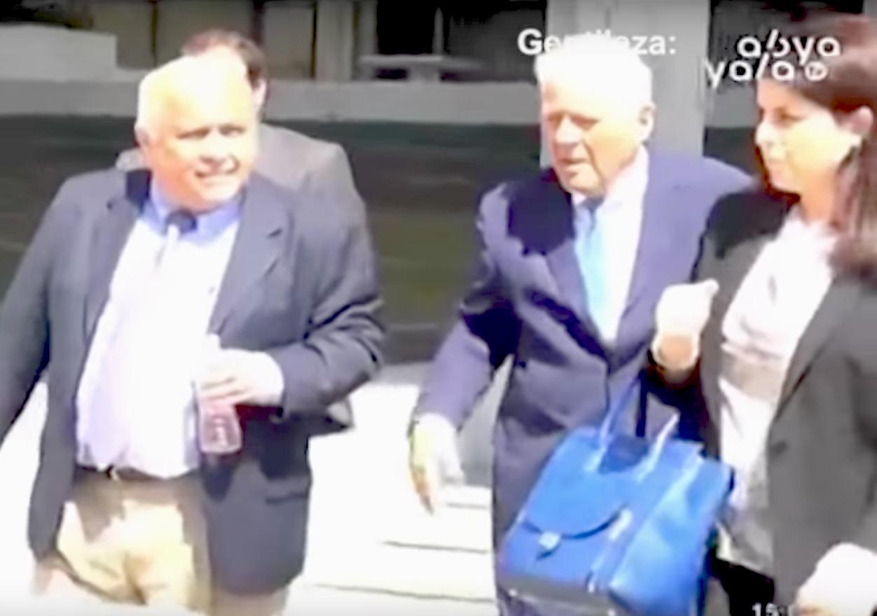 Goni es juzgado en una corte de la Florida desde el 5 de marzo / CAPTURA PANTALLA