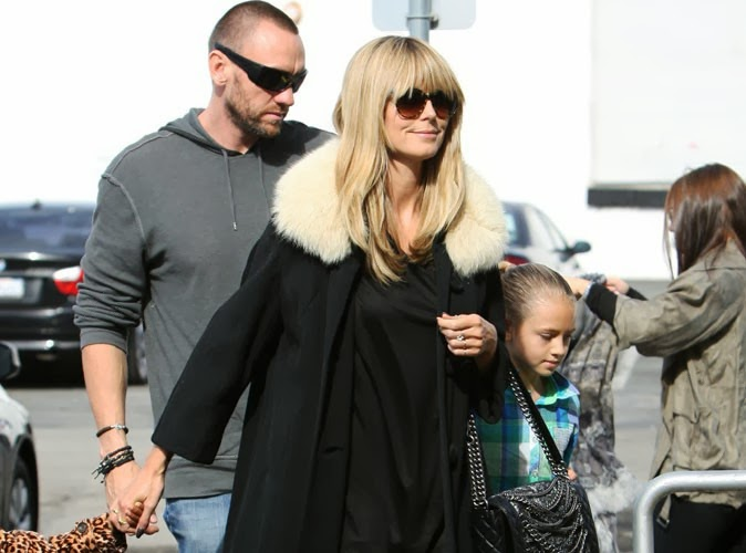 Heidi Klum pregnant with her fifth child