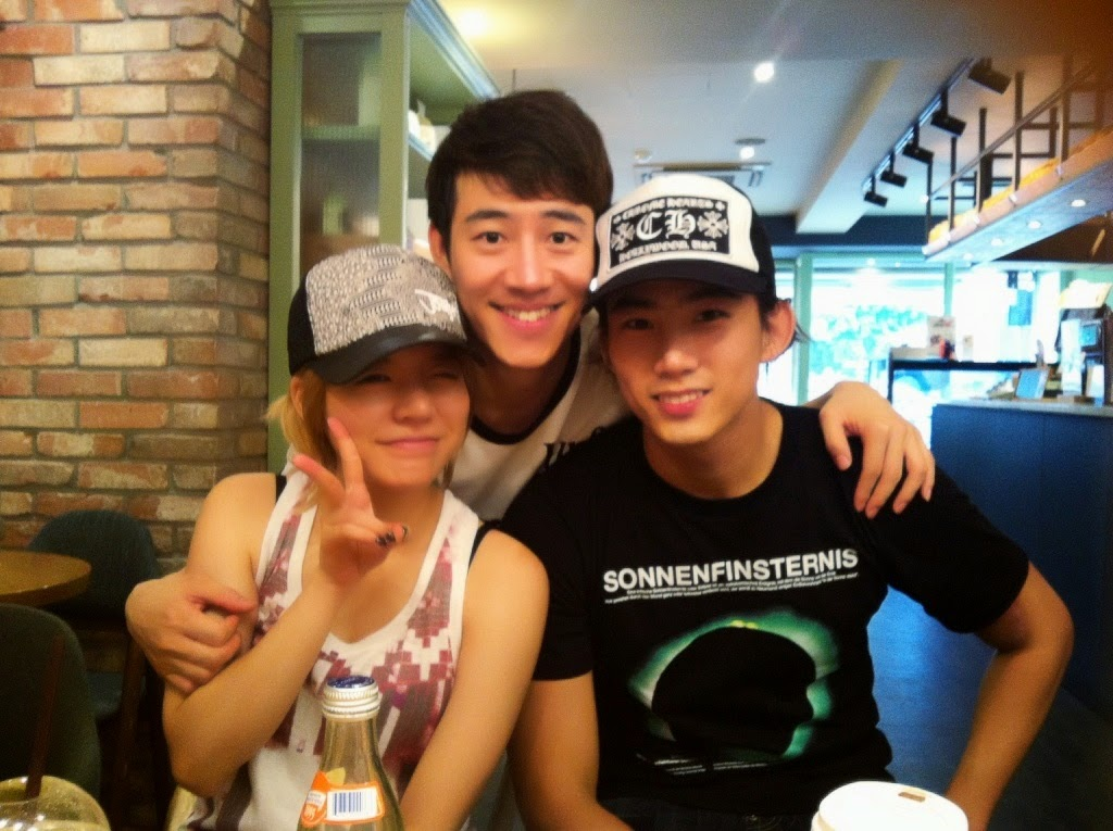 2pm and snsd dating scandal