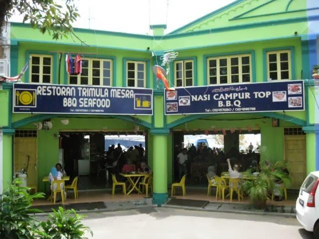 Image result for restoran trimula mesra bbq seafood langkawi