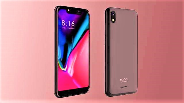 budget outcry upward has been launched amongst notch blueprint afterward the Micromax due north Micromax iOne launched for budget category users