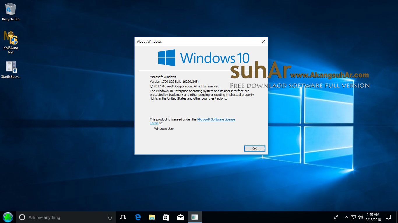 Download Windows 10 RS5 Product Key