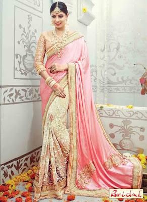 Latest-unique-indian-designer-bridal-saree-collection-for-brides-11