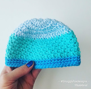 Snugglyfoxdesigns crochet grover hat jan fandeluxe Images