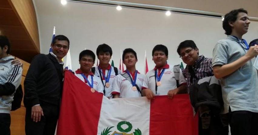 Escolares peruanos participarán en Olimpiada Internacional de Matemáticas en Brasil - IMO 2017
