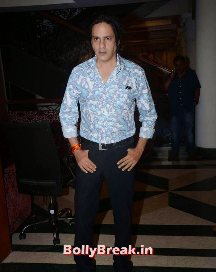 Rahul Roy, Kunickaa Sadanand Lall Latest Hot Pics from New Talk Show