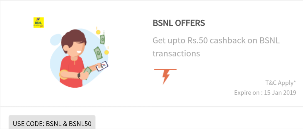 Free Recharge promo code | free mobile Recharge offers
