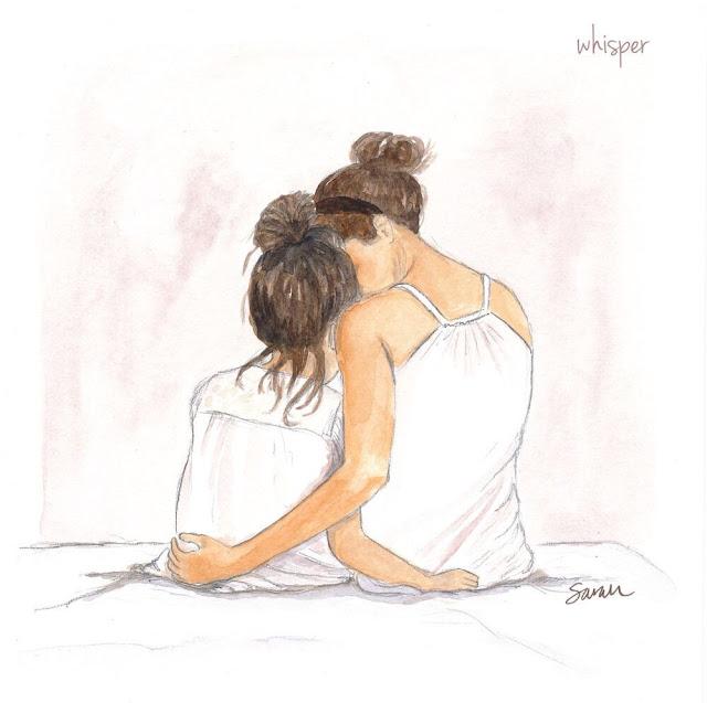 feliz dia de la madre, madre e hija