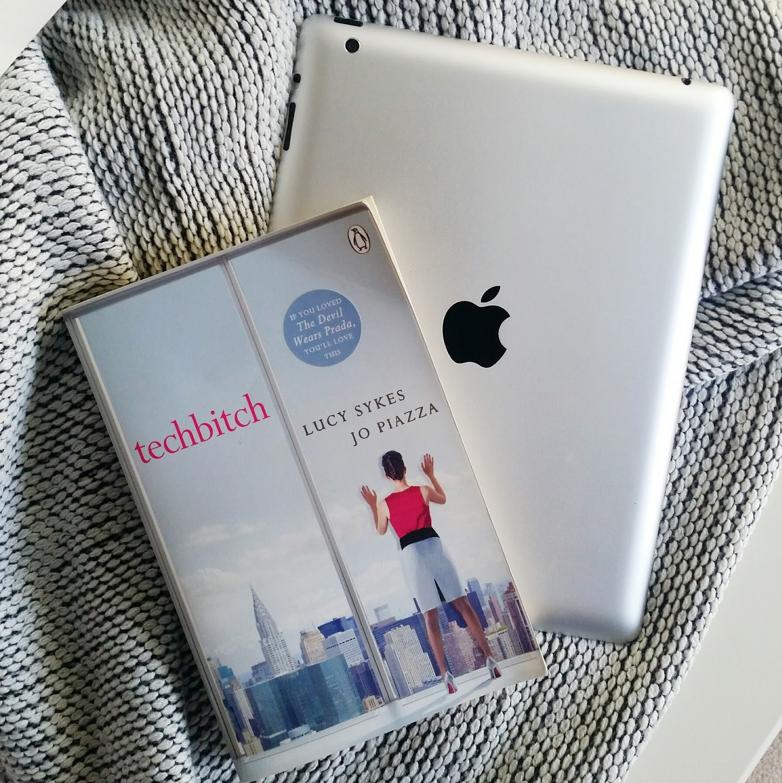 TECHBITCH BOOK BY LUCY SYKES AND JO PIAZZA