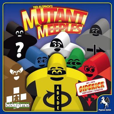 [Astratti] Mutant Meeples