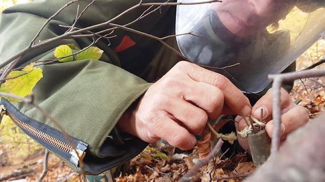 Νάρκες, χειροβομβίδες, πολεμικό υλικό - 111 ύποπτα σημεία στην Ήπειρο
