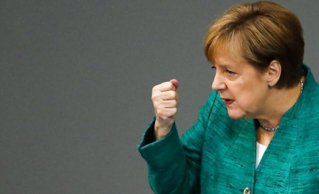 Μέρκελ: Η μεταναστευτική πολιτική κρίνει το μέλλον της Ε.Ε.