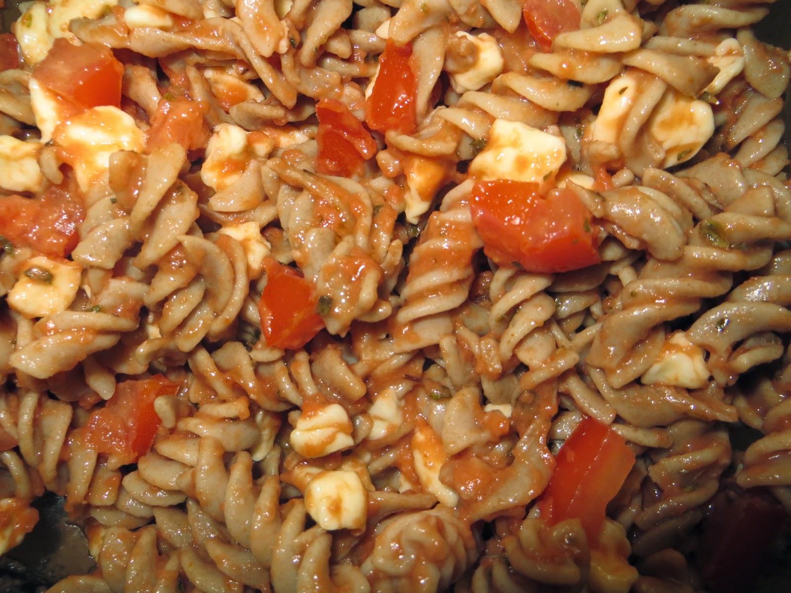 Plus Saine La Vie Recette De Pates A La Sauce Tomate Tres Rapide
