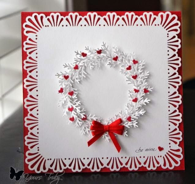cards hand craft