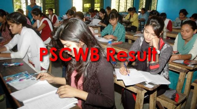 PSCWB Result