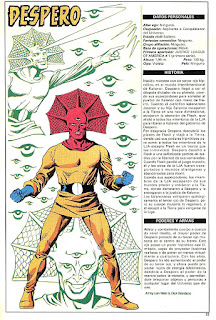 Despero DC Comics
