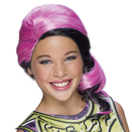 Monster High Rubie's Draculaura Wig Child Costume