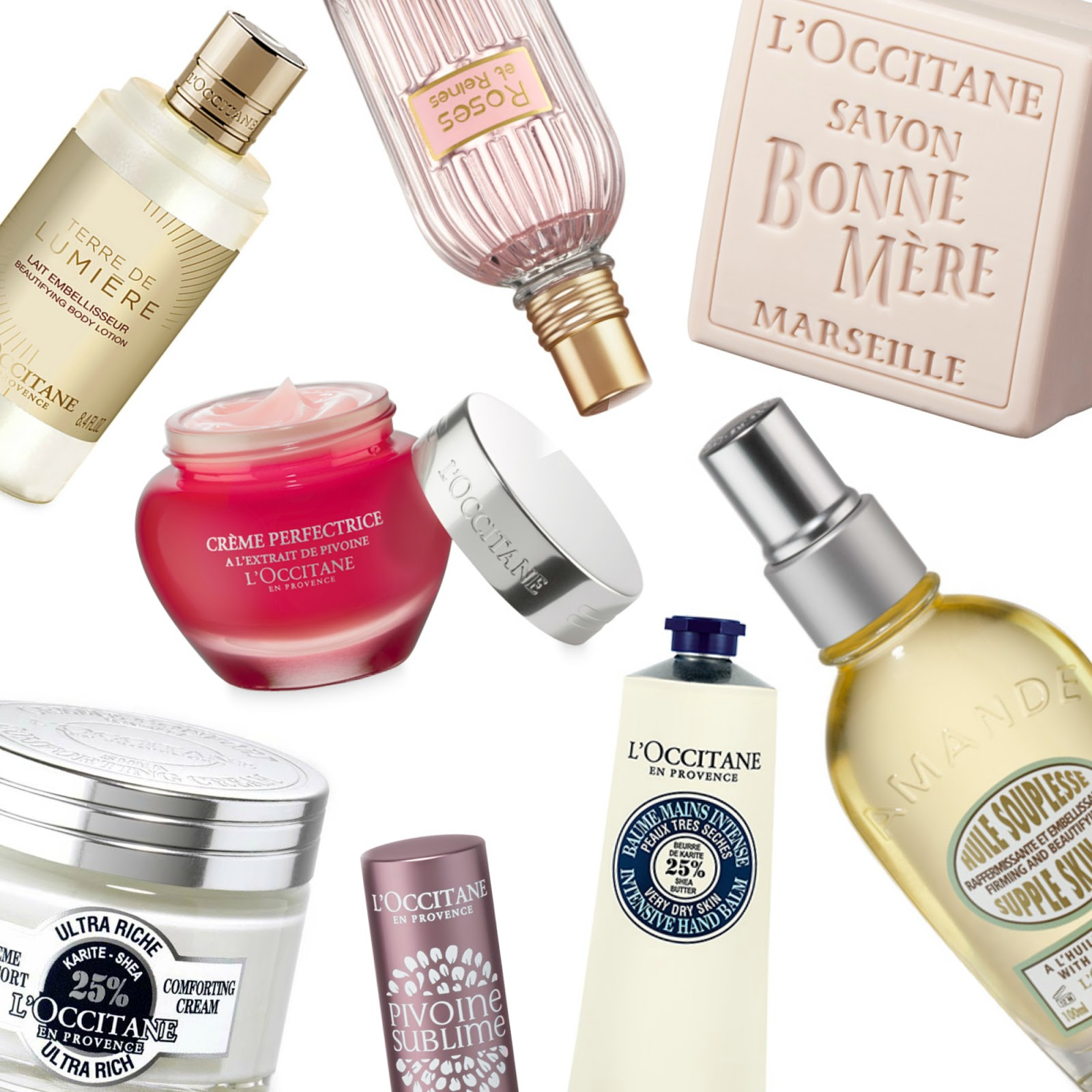 l'occitane summer gift set guide for all budgets