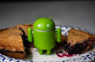 """Google's Android P Name """"Pie"""""""
