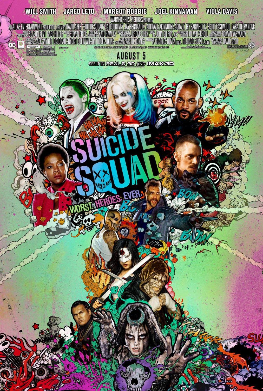 Nonton Film Suicide Squad (2016)