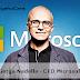 Kisah Inspiratif Kesuksesan Setya Nadella - Diangkat jadi CEO Microsoft