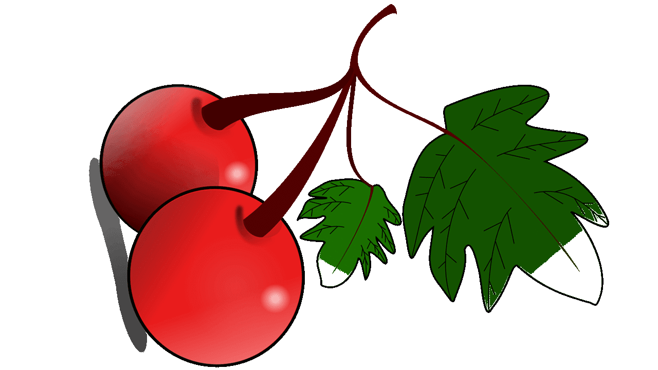 21 Prodigious Cherry Clipart Free Fruit Names A Z With