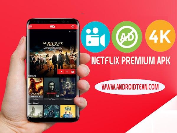 Netflix MOD APK Premium Download Latest (2019)