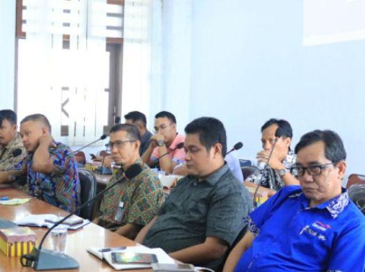 Rakor TPKAD Hasilkan Tim, Percepatan Akses Keuangan Daerah