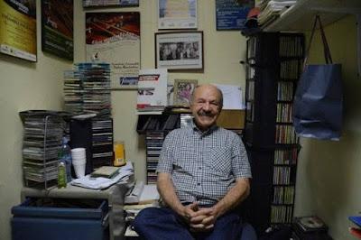 Fallece Angel Mario Figueroa creador de Fabumarimbas y Tardes chapinas