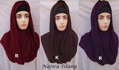 Grosir Jilbab Najwa Terbaru