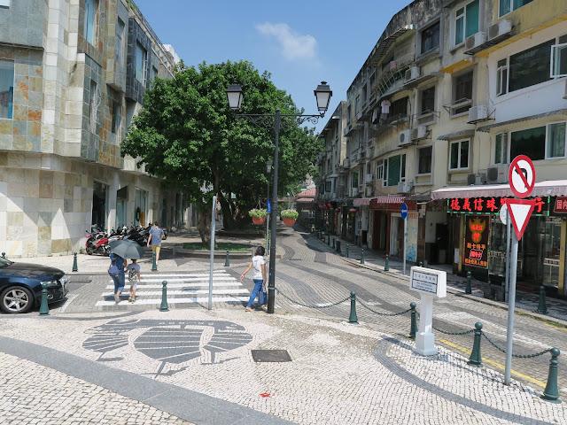 Macau, Taipa Village