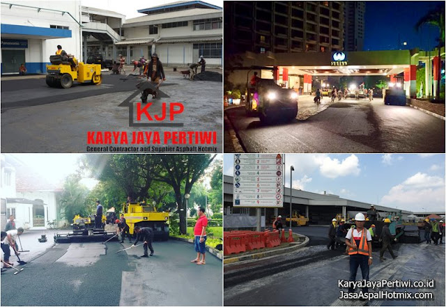 Jasa Aspal Hotmix jakarta, Jasa Pengaspalan Jakarta, Kontraktro Aspal jakarta