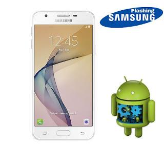 Cara Flashing Samsung Galaxy J5 Prime SM-G570Y Dengan Mudah Dan Aman