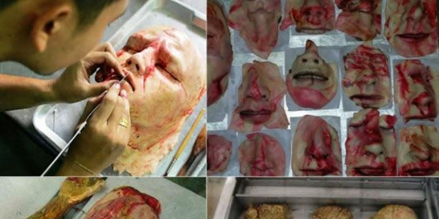 Heboh! Toko Roti di Thailand Jual Roti Seperti Potongan Tubuh Manusia