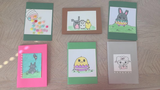easter cards to draw, easter cards you can make, easter cards to make at home, easter cards DIY, do it yourself easter cards,  easy easter cards to make, cute easter cards ideas, Easy easter cards ideas, DIY Easter cards ideas