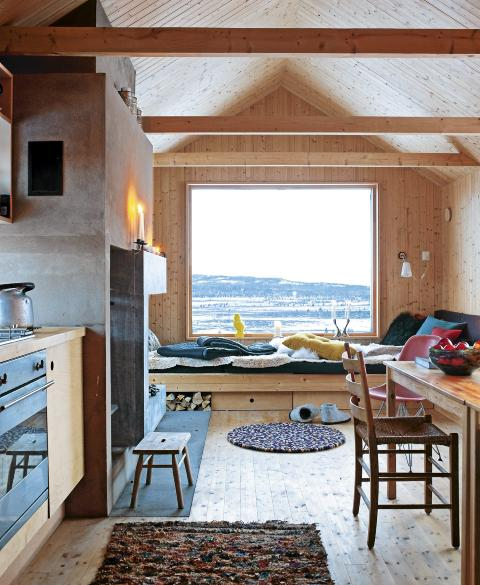 Scandinavian Retreat Cool Cabin By Aas Thaulow